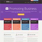 Success Advertising Wordpress Site - #6136