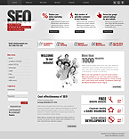 SEO Agency Joomla Theme - #720