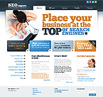 SEO Professionals Website Template - #1634